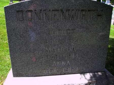 DONNENWIRTH, MATILDA - Stark County, Ohio | MATILDA DONNENWIRTH - Ohio Gravestone Photos