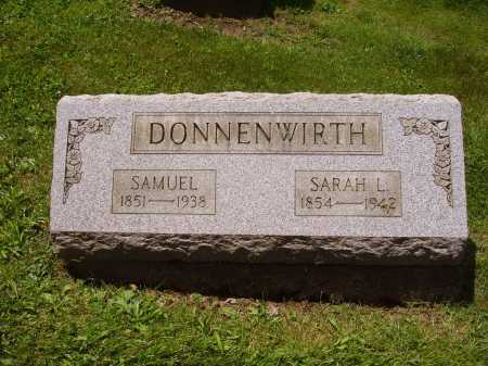HOUSMAN DONNENWIRTH, SARAH L. - Stark County, Ohio | SARAH L. HOUSMAN DONNENWIRTH - Ohio Gravestone Photos