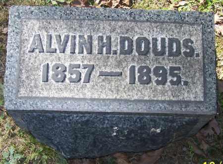 DOUDS, ALVIN H. - Stark County, Ohio | ALVIN H. DOUDS - Ohio Gravestone Photos