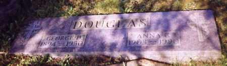 DOUGLAS, ANNA G. - Stark County, Ohio | ANNA G. DOUGLAS - Ohio Gravestone Photos