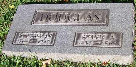 DOUGLAS, NICHOLAS - Stark County, Ohio   NICHOLAS DOUGLAS - Ohio Gravestone Photos