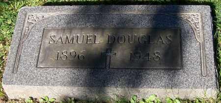 DOUGLAS, SAMUEL - Stark County, Ohio | SAMUEL DOUGLAS - Ohio Gravestone Photos