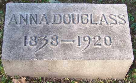 DOUGLASS, ANNA - Stark County, Ohio | ANNA DOUGLASS - Ohio Gravestone Photos
