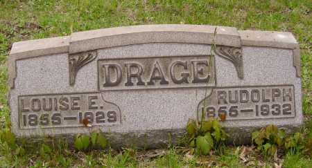 KLUWE DRAGE, LOUISE E. - Stark County, Ohio | LOUISE E. KLUWE DRAGE - Ohio Gravestone Photos