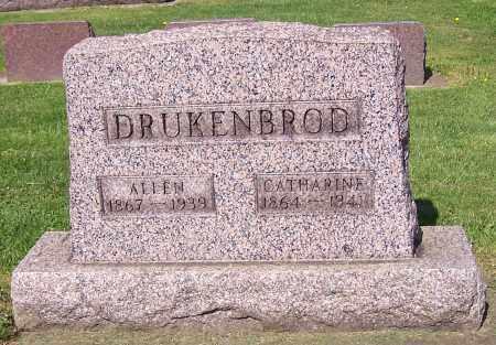DRUKENBROD, CATHARINE - Stark County, Ohio | CATHARINE DRUKENBROD - Ohio Gravestone Photos