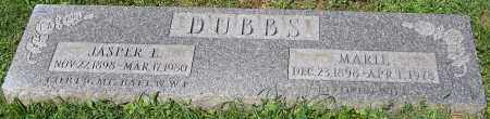 DUBBS, MARIE - Stark County, Ohio   MARIE DUBBS - Ohio Gravestone Photos