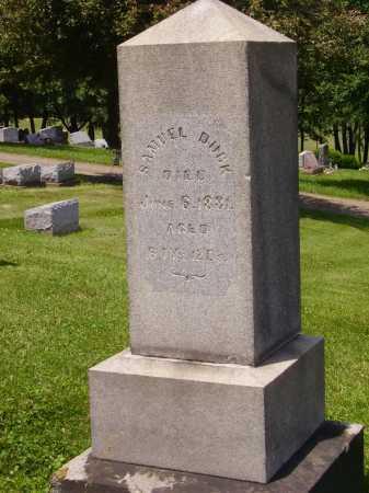 DUCK, SAMUEL - MONUMENT - Stark County, Ohio | SAMUEL - MONUMENT DUCK - Ohio Gravestone Photos