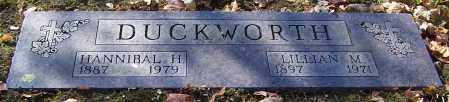 DUCKWORTH, LILLIAN M. - Stark County, Ohio | LILLIAN M. DUCKWORTH - Ohio Gravestone Photos