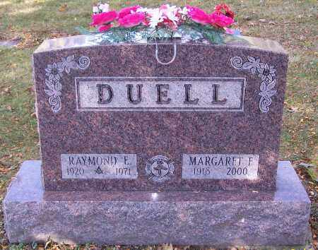 DUELL, MARGARET F. - Stark County, Ohio | MARGARET F. DUELL - Ohio Gravestone Photos