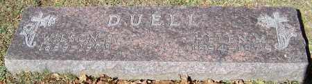 DUELL, HELEN M. - Stark County, Ohio | HELEN M. DUELL - Ohio Gravestone Photos