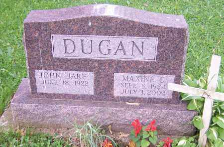 DUGAN, JOHN JAKE - Stark County, Ohio | JOHN JAKE DUGAN - Ohio Gravestone Photos