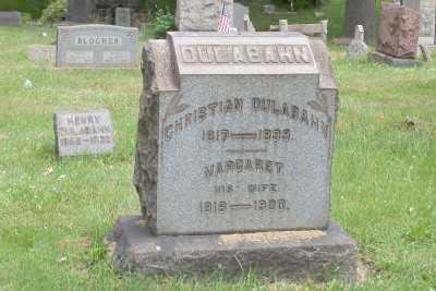 DULABAHN, MARGARET - Stark County, Ohio   MARGARET DULABAHN - Ohio Gravestone Photos