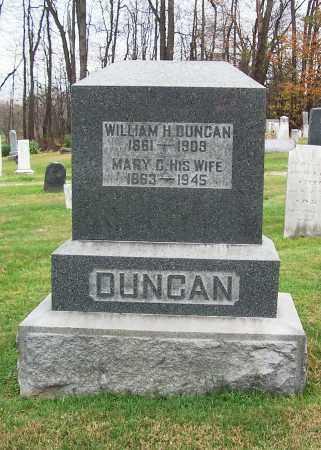 DUNCAN, MARY C. - Stark County, Ohio | MARY C. DUNCAN - Ohio Gravestone Photos