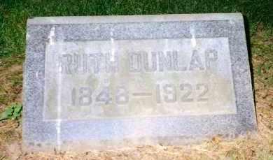 DUNLAP, RUTH - Stark County, Ohio | RUTH DUNLAP - Ohio Gravestone Photos