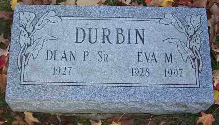 DURBIN, EVA M. - Stark County, Ohio | EVA M. DURBIN - Ohio Gravestone Photos