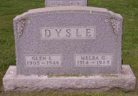 DYSLE, GLEN L. - Stark County, Ohio | GLEN L. DYSLE - Ohio Gravestone Photos