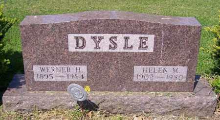DYSLE, HELEN M. - Stark County, Ohio   HELEN M. DYSLE - Ohio Gravestone Photos