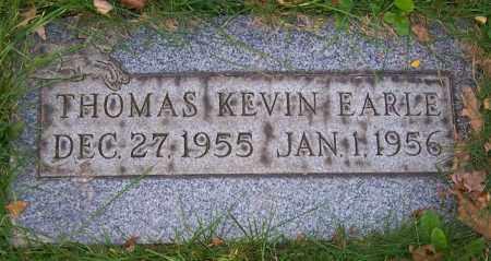 EARLE, THOMAS KEVIN - Stark County, Ohio | THOMAS KEVIN EARLE - Ohio Gravestone Photos