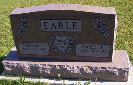EARLE, HAZEL F. - Stark County, Ohio | HAZEL F. EARLE - Ohio Gravestone Photos