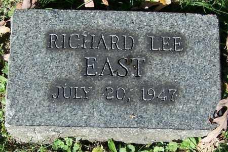 EAST, RICHARD LEE - Stark County, Ohio | RICHARD LEE EAST - Ohio Gravestone Photos