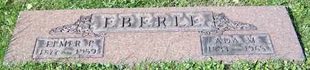 EBERLE, ELMER P. - Stark County, Ohio | ELMER P. EBERLE - Ohio Gravestone Photos