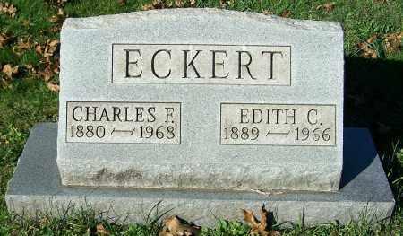 ECKERT, EDITH C. - Stark County, Ohio | EDITH C. ECKERT - Ohio Gravestone Photos