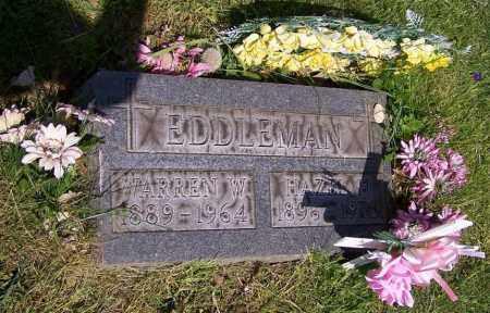EDDLEMAN, WARREN W. - Stark County, Ohio | WARREN W. EDDLEMAN - Ohio Gravestone Photos