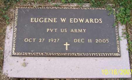 EDWARDS, EUGENE W. - Stark County, Ohio | EUGENE W. EDWARDS - Ohio Gravestone Photos