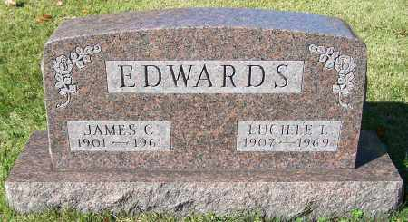 EDWARDS, LUCILLE L. - Stark County, Ohio | LUCILLE L. EDWARDS - Ohio Gravestone Photos