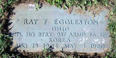 EGGLESTON, RAY F. - Stark County, Ohio | RAY F. EGGLESTON - Ohio Gravestone Photos
