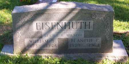 EISENHUTH WILSON, LUCILE E. WILSON ????-???? - Stark County, Ohio | LUCILE E. WILSON ????-???? EISENHUTH WILSON - Ohio Gravestone Photos
