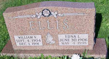 ELLIS, EDNA L. - Stark County, Ohio | EDNA L. ELLIS - Ohio Gravestone Photos