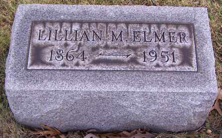 ELMER, LILLIAN M. - Stark County, Ohio | LILLIAN M. ELMER - Ohio Gravestone Photos