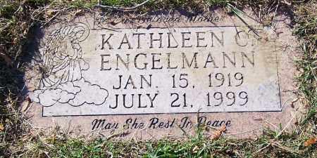 ENGELMANN, KATHLEEN C. - Stark County, Ohio | KATHLEEN C. ENGELMANN - Ohio Gravestone Photos