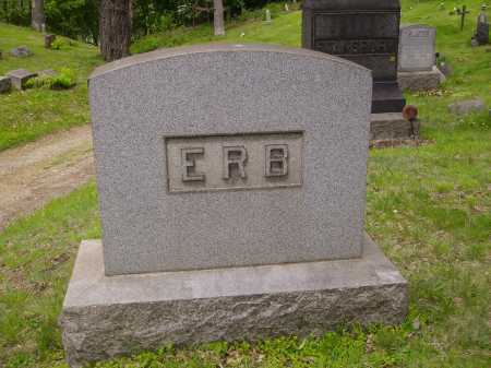 ERB FAMILY, MONUMENT - Stark County, Ohio   MONUMENT ERB FAMILY - Ohio Gravestone Photos