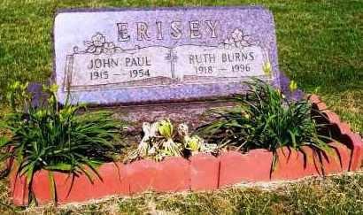 BURNS ERISEY, RUTH - Stark County, Ohio | RUTH BURNS ERISEY - Ohio Gravestone Photos
