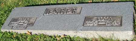 ESBER, ELIAS - Stark County, Ohio | ELIAS ESBER - Ohio Gravestone Photos