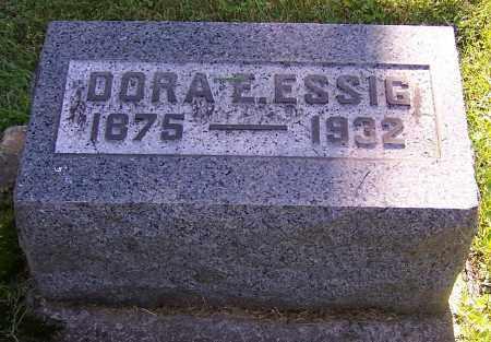 SMITH ESSIG, DORA E. - Stark County, Ohio | DORA E. SMITH ESSIG - Ohio Gravestone Photos