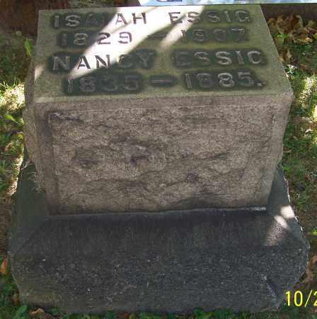 ESSIG, NANCY - Stark County, Ohio | NANCY ESSIG - Ohio Gravestone Photos