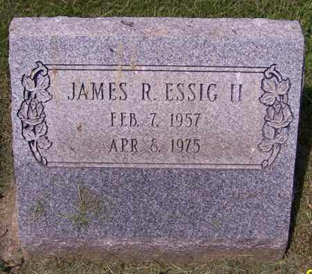 ESSIG, JAMES R. (II) - Stark County, Ohio | JAMES R. (II) ESSIG - Ohio Gravestone Photos