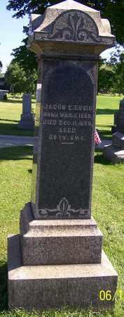 ESSIG, JACOB E. - Stark County, Ohio   JACOB E. ESSIG - Ohio Gravestone Photos