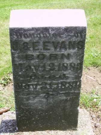EVANS, DAUGHTER - Stark County, Ohio | DAUGHTER EVANS - Ohio Gravestone Photos