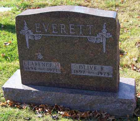 EVERETT, OLIVE R. - Stark County, Ohio | OLIVE R. EVERETT - Ohio Gravestone Photos