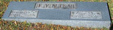 EYNON, LAVISA R. - Stark County, Ohio | LAVISA R. EYNON - Ohio Gravestone Photos
