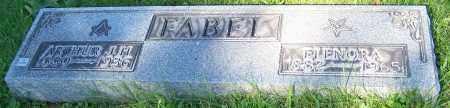 FABEL, ELENORA - Stark County, Ohio | ELENORA FABEL - Ohio Gravestone Photos