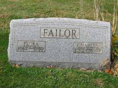 FAILOR, FLORA - Stark County, Ohio | FLORA FAILOR - Ohio Gravestone Photos
