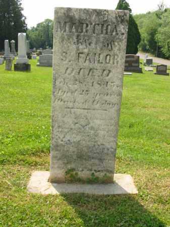 BACHTEL FAILOR, MARTHA A. - Stark County, Ohio | MARTHA A. BACHTEL FAILOR - Ohio Gravestone Photos