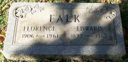 FALK, EDWARD - Stark County, Ohio | EDWARD FALK - Ohio Gravestone Photos