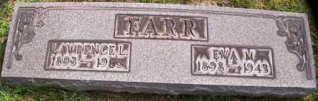FARR, LAWRENCE L. - Stark County, Ohio   LAWRENCE L. FARR - Ohio Gravestone Photos