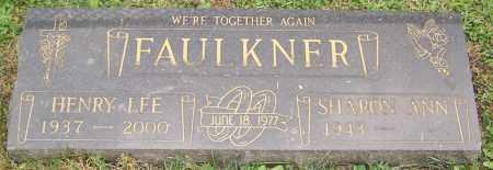 FAULKNER, HENRY LEE - Stark County, Ohio | HENRY LEE FAULKNER - Ohio Gravestone Photos